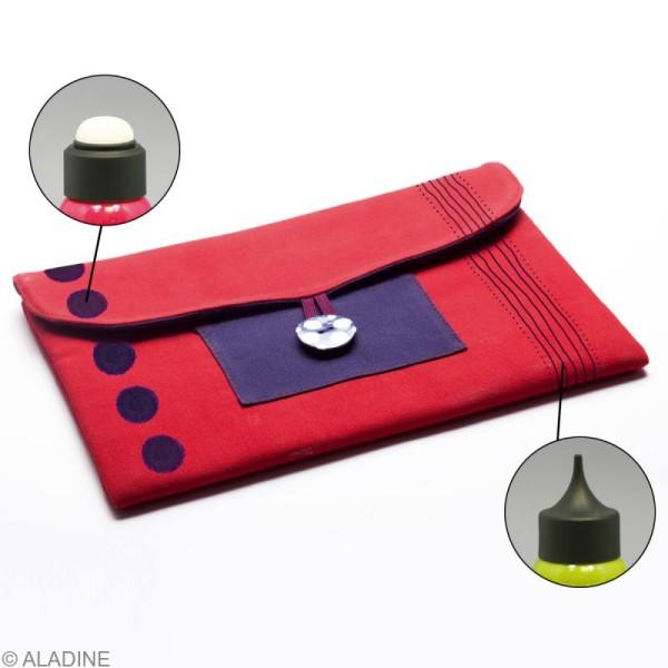 Peinture textile Izink - 50 ml - 18 coloris - Photo n°2