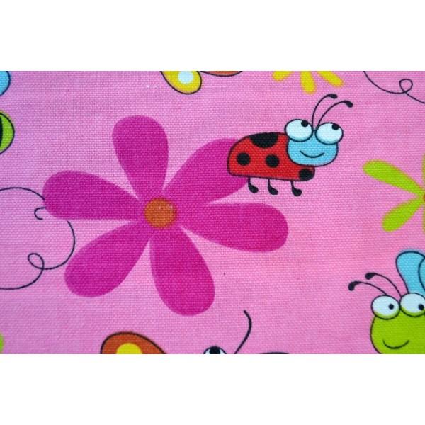 Les petits insectes rose - Photo n°2