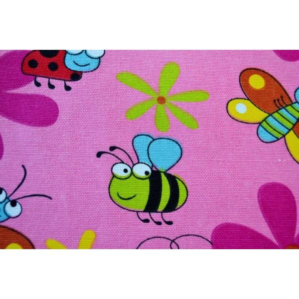 Les petits insectes rose - Photo n°3
