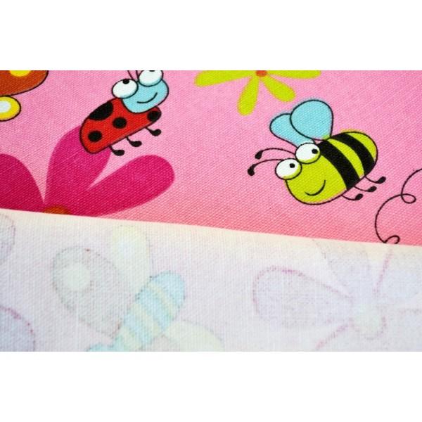 Les petits insectes rose - Photo n°5