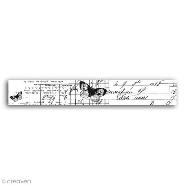 Masking Tape Toga - Cabinet de curiosités - 1,5 cm x 10 m - Photo n°1