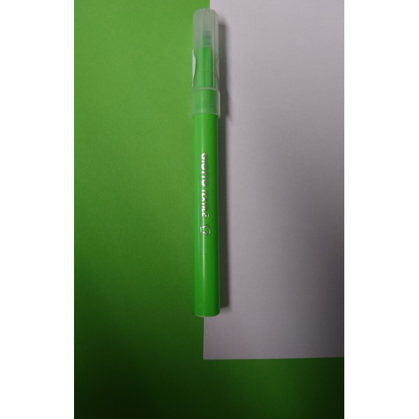 Feutre giotto textile vert - Photo n°1