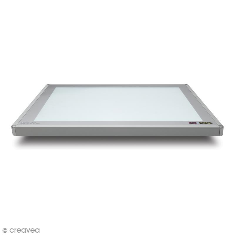 table lumineuse dessin a5 15 x 23 cm lightpad a920. Black Bedroom Furniture Sets. Home Design Ideas