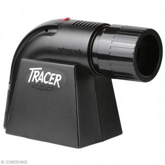 Projecteur épiscope TRACER - Fenêtre 13 x 13 cm