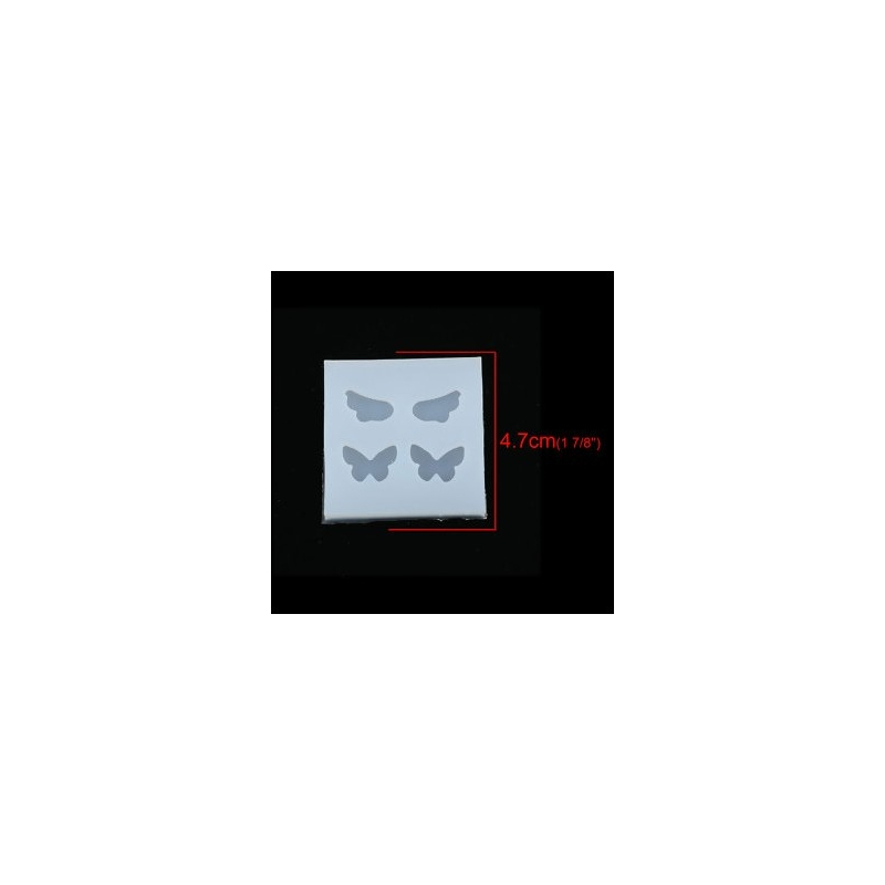 perlesmania.com 1 Pendentif Moule en Silicone Chat 50mm pour Creations FIMO RESINE S1187820