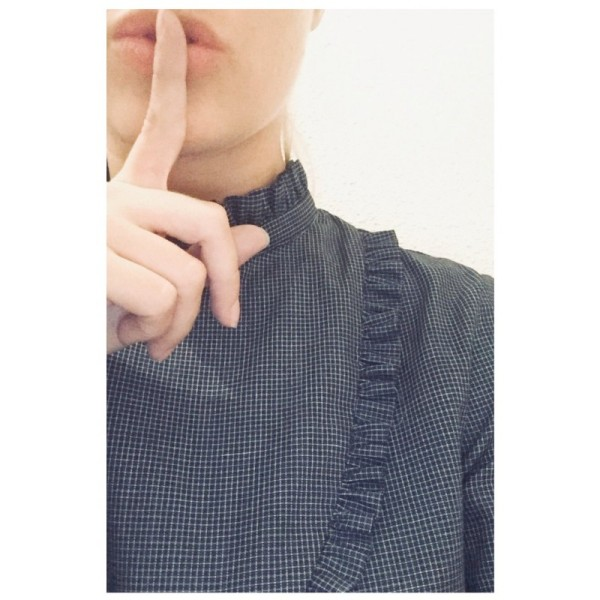 Pochette patron Robe, blouse ou t-shirt IDA MUM by Ikatee - Photo n°2
