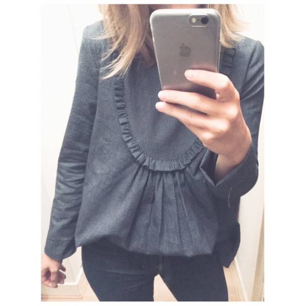 Pochette patron Robe, blouse ou t-shirt IDA MUM by Ikatee - Photo n°3