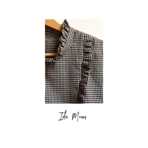 Pochette patron Robe, blouse ou t-shirt IDA MUM by Ikatee - Photo n°4