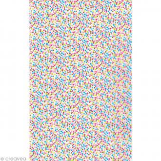 Décopatch Multicolore 690 - 1 feuille
