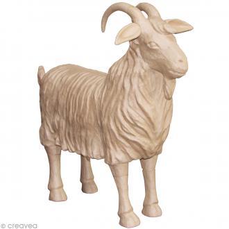 Chèvre à décorer - 100 x 22 x 95 cm