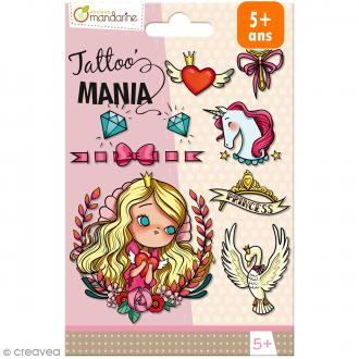 Tattoo's Mania Princesse