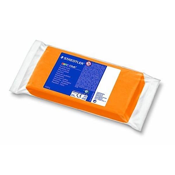 Staedtler Pâte à modeler Orange - Photo n°1