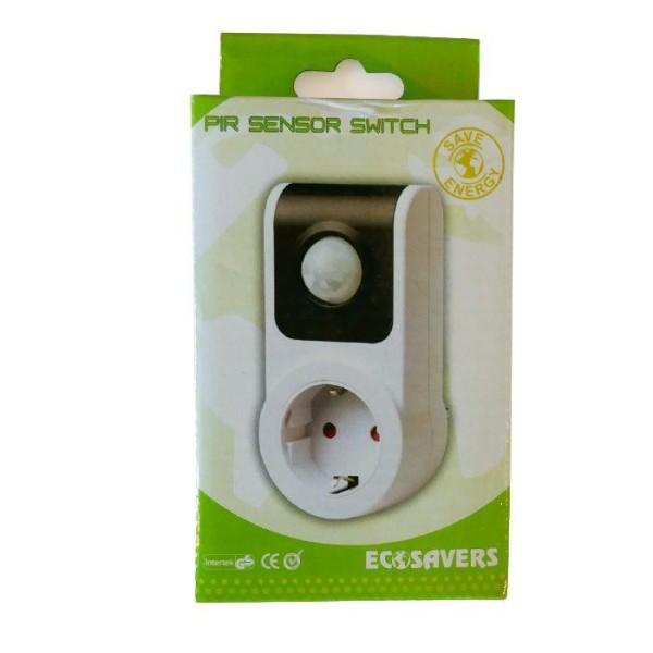 Capteur électrique PIR pour économie d'énergie - Photo n°1