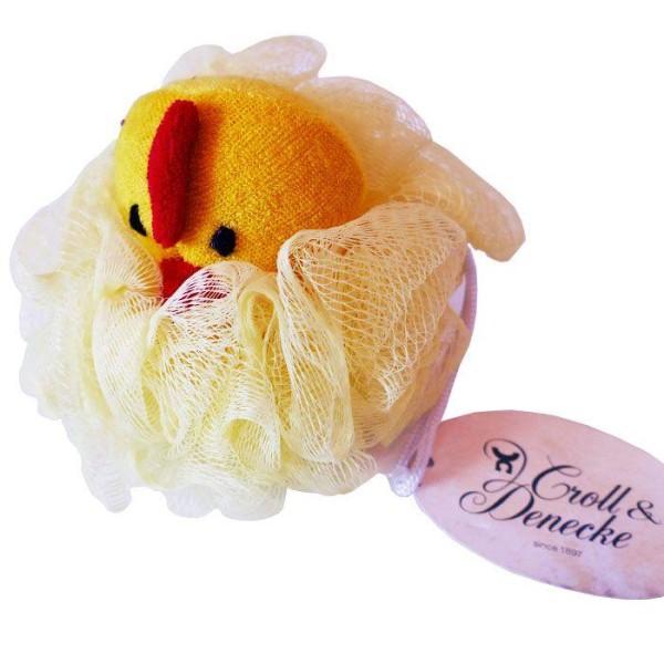 Fleur de bain poule - Photo n°1