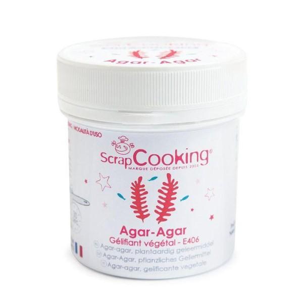 Agar-agar en poudre 35 g - Photo n°1