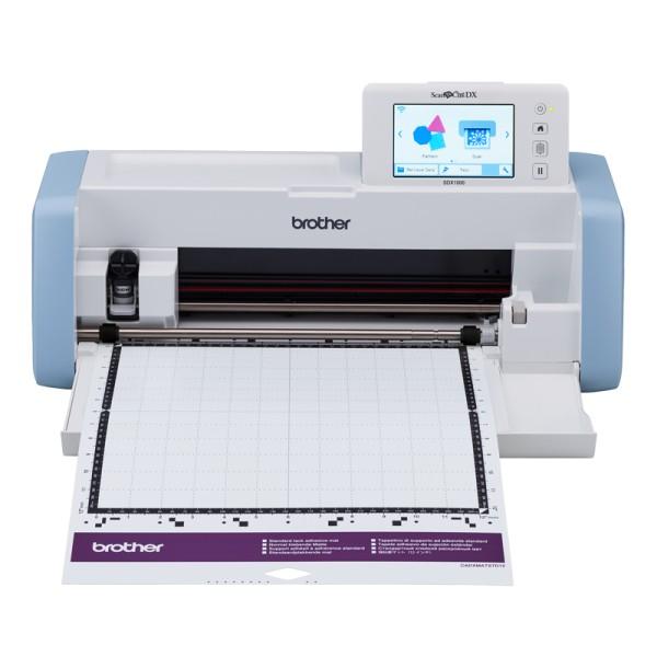 Machine de découpe ScanNCut Deluxe SDX1000 - Photo n°1