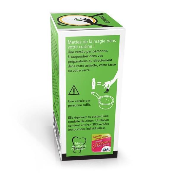 Cristaux d'huiles essentielles 10 g - Citron vert - Photo n°1