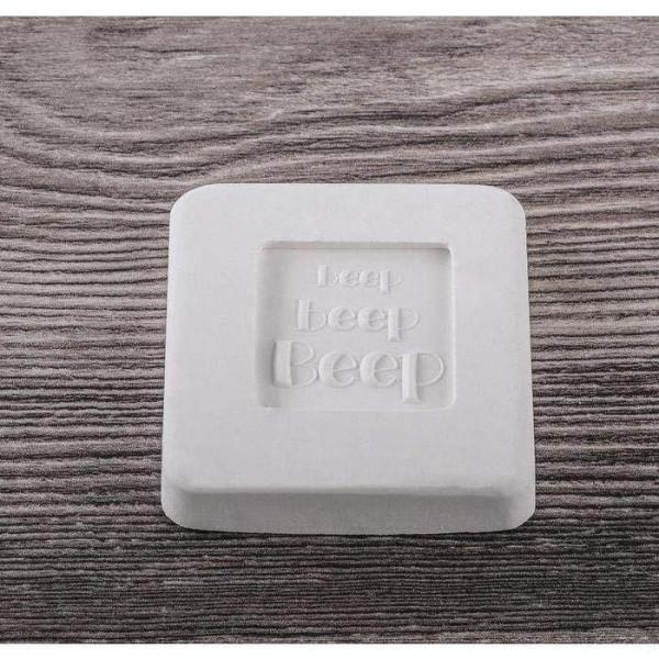 Tampon à savon poussin - Photo n°2
