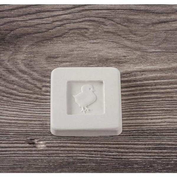 Tampon à savon poussin - Photo n°3