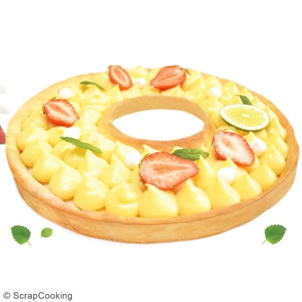 Moule à tarte couronne - 30 cm - Photo n°2