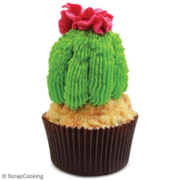 Kit 3D Cactus - Douilles et poches pâtissières - 6 pcs - Photo n°4