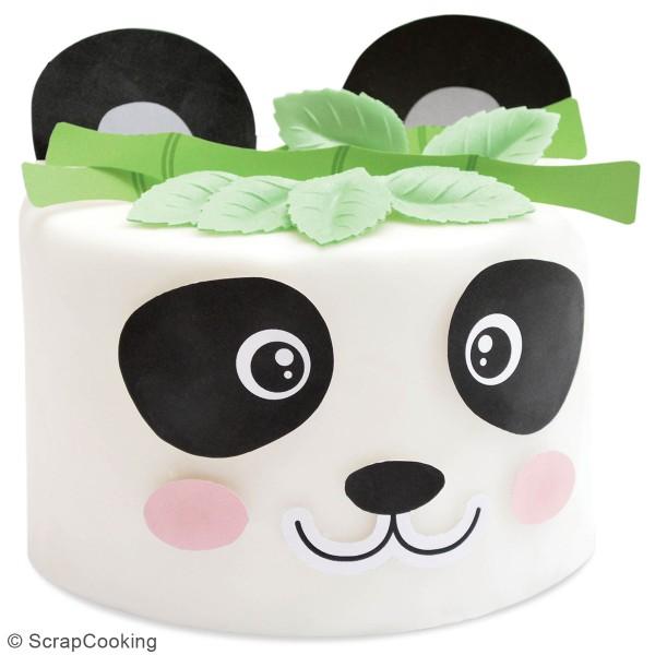 Kit décoration azyme - Panda - Photo n°2