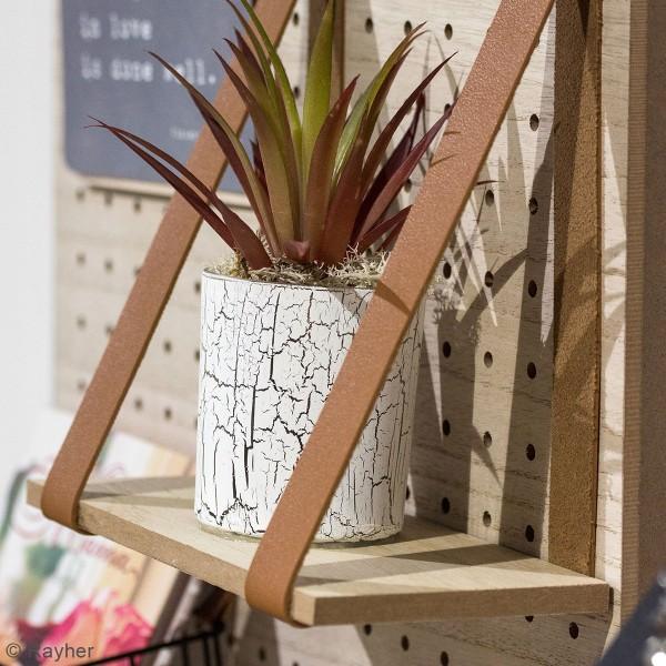 Accessoire pegboard - Etagère en bois naturel - 20 x 10 cm - Photo n°2
