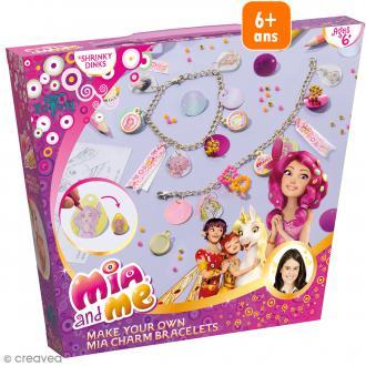 Kit créatif Mia et moi - Bracelet charms
