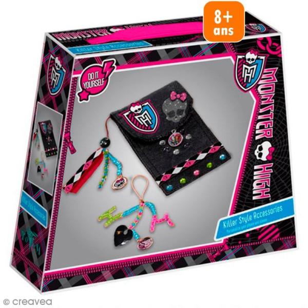 Kit créatif Monster high - Accessoires pour téléphone - Photo n°1