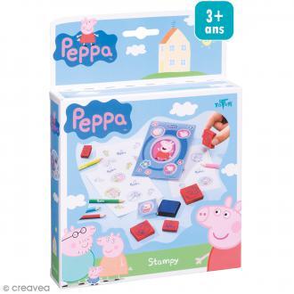 Set de tampons Peppa Pig - 5 tampons avec accessoires