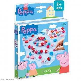 Kit créatif Peppa pig - Bracelets magiques