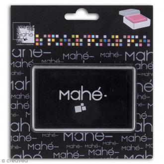 Encreur Mahé scrapbooking 9,5 x 6,3 cm - Noir