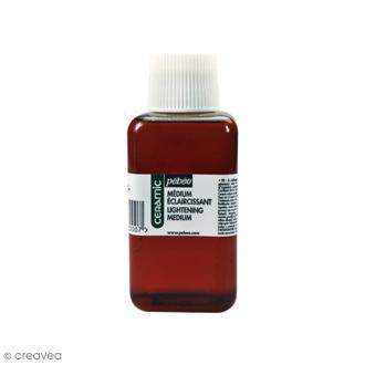 Médium Céramic - Éclaircissant - 250 ml