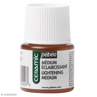 Médium Céramic - Éclaircissant - 45 ml
