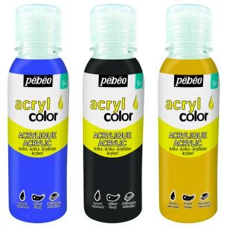Peinture Acrylcolor brillante - 150 ml