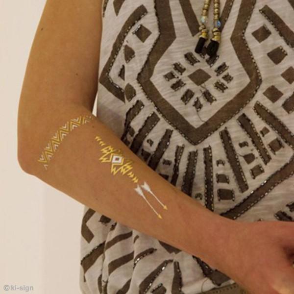 Tatouage temporaire Tattoo Chic - Egypte - 22 tattoos - Photo n°6