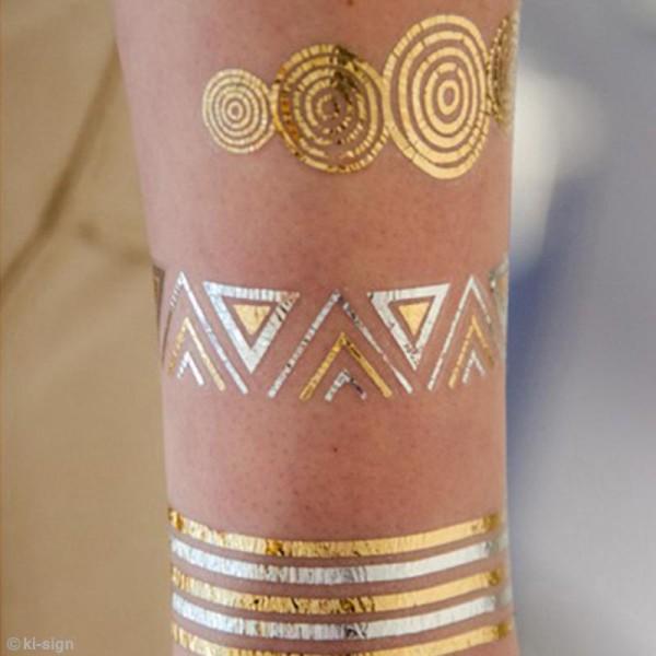 Tatouage temporaire Tattoo Chic - Ange - 15 tattoos - Photo n°3