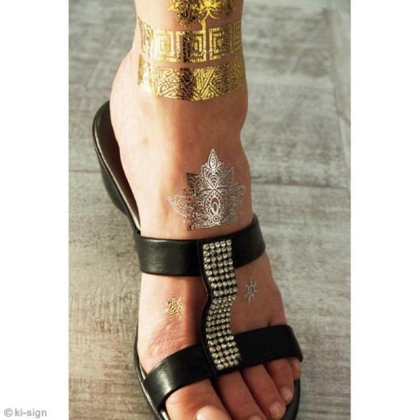 Tatouage temporaire Tattoo Chic - Plumes - 18 tattoos - Photo n°4