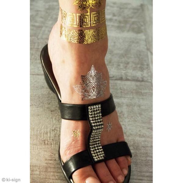 Tatouage temporaire Tattoo Chic - Ailes et plumes - 17 tattoos - Photo n°6