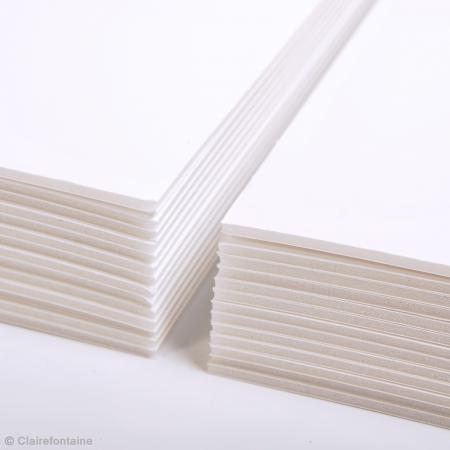 carton plume a4 blanc 10 mm 1 planche carton plume creavea. Black Bedroom Furniture Sets. Home Design Ideas