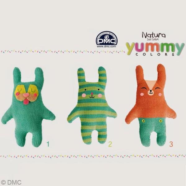 Fil DMC Natura Yummy Colors - 50 gr - Photo n°3