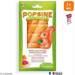 Recharge Eco-moulage Popsine - Orange - 110 g
