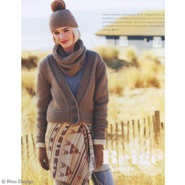 Livre magazine à tricoter Rico Design - Collection Automne/Hiver - 80 p - Photo n°2