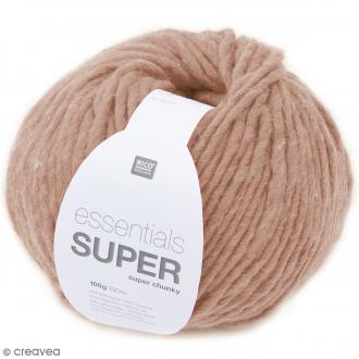 Laine Rico Design - Essentials super super chunky - Rose poudre - 100 gr