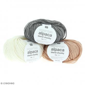 Laine Rico Design - Essentials Alpaca blend - 50 gr