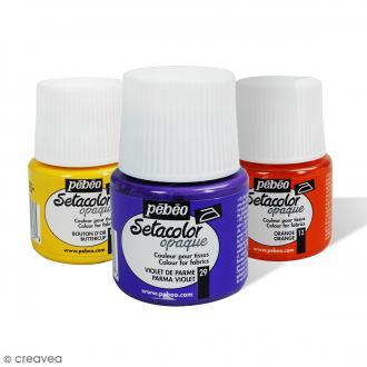 Peinture tissu Setacolor Pébéo - Opaque  - 45 ml