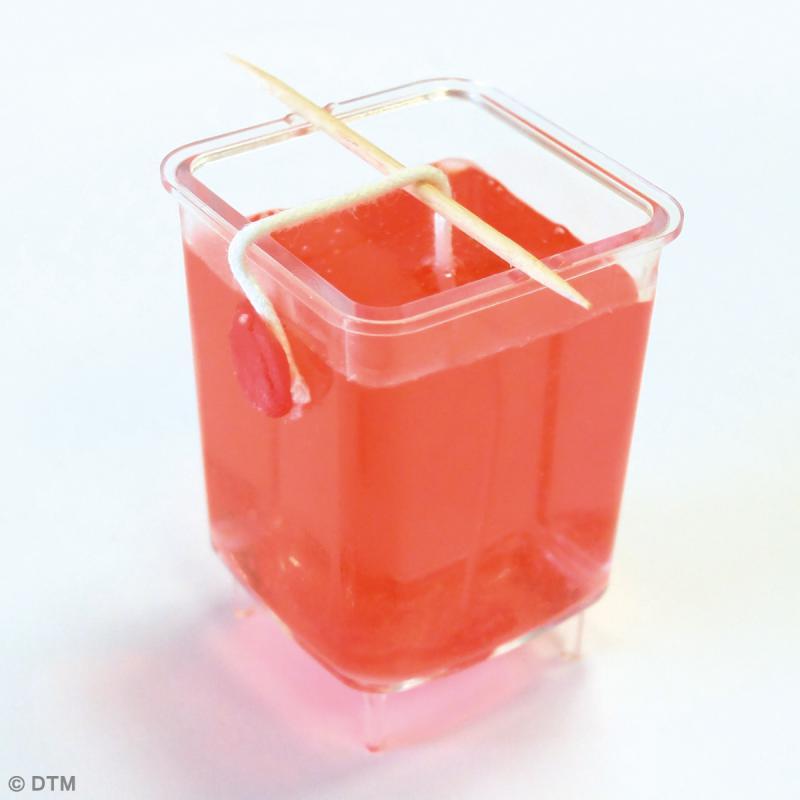 Kit créatif Bougies Pastel - Romantique - Photo n°4