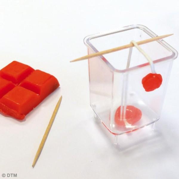 Kit créatif Bougies Pastel - Romantique - Photo n°3