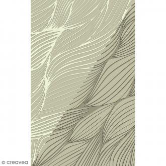 Plaque de texture Abstraite - 20 x 13,5 cm