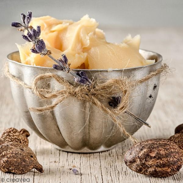 Beurre de karité brut - 100 g - Photo n°2